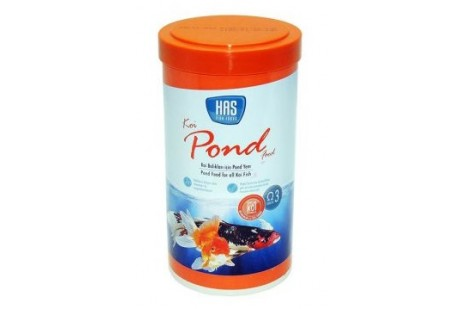 Has HAS-002 Koi Pond Yem 1 L