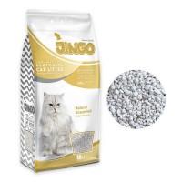 Jingo Naturel Bentonit Kedi Kumu Kalın Taneli 10 L