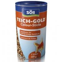 Söll Teich-Gold Color Sticks 1 L