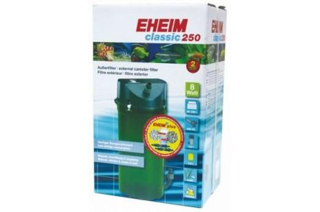 Eheim CLassic 250 2213-02 Dış Filtre 8 W 250 L-440 L/s Musluklu