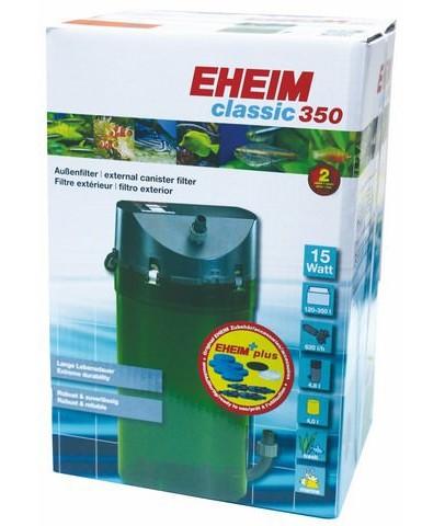 Eheim CLassic 350-2215-02 Dış Filtre 350L 620 L/s 15 W Musluklu