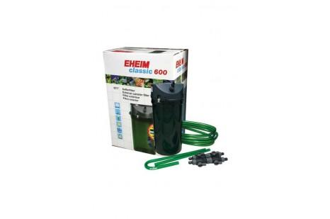 Eheim CLassic 600 2217-02 Dış Filtre 1000 L/s 20 W Musluklu