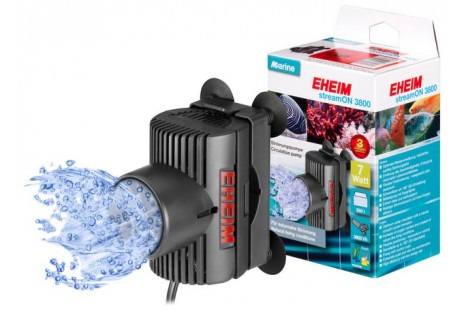 Eheim Stream On 3800 Sirkülasyon Motoru 3800 L/s 7 W