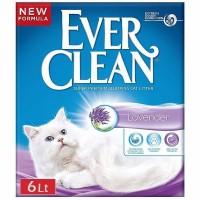 Ever Clean Lavender Lavanta Kokulu Topaklaşan Kedi Kumu 6 Lt