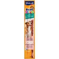 Vitakraft Beef Stıck Devekuşu Ve Hindili Hypoallergenic Köpek Ödül Çubugu 12 Gr
