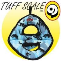 *Tuffy Ultimate 4 Way Ring Yumuşak Sesli Köpek Çekiştirme Oyuncaği 25 Cm