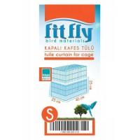 Fit Fly Alti Kapali Kafes Tülü Small
