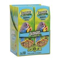 Jungle Muhabbet Kuşlari İçin Meyveli Kraker 3'Lü
