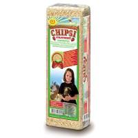 *Chipsi Plus Çilek Aromalı Kemirgen Talaşı 15 Lt