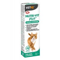 Mc Vetiq Nutri-Vit Plus Kediler Için Enerji Verici Vitamin Macunu 70 Gr