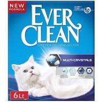 Ever Clean Multi Crystal Extra Güçlü Topaklaşan Kedi Kumu 6 Lt