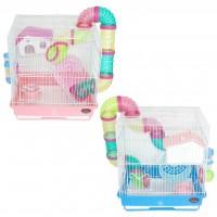 Dayang Hamster Kafesi Borulu 35X28X37 Cm