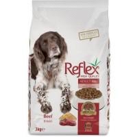 Reflex High Energy Biftekli Yetişkin Köpek Mamasi 3 Kg