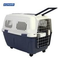 Strong Köpek Taşıma Çantası Tekerlekli 102x74x76 cm.