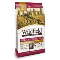 Wildfield Tavuklu ve Ördekli Tahılsız Yetişkin Küçük Irk Köpek Maması 7 kg