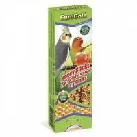 Euro Gold Parakeetler İçin Ballı Kraker 3'lü 100 Gr