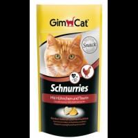 Gimcat Schnurries Tavuklu Kedi Ödül Tableti 40Gr.