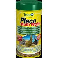 *Tetra Pleco Multi Wafers Büyük Otçul Dip Baliği Yemi 250 ml