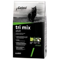 *Golosi Cat Tri Mix Tavuk Ve Biftekli Yetişkin Kedi Mamasi 1.5 Kg