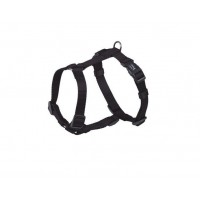 Nobby Classic Harness Köpek Göğüs Tasması 25 mm X 70/90 Cm Siyah