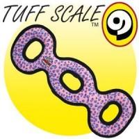 *Tuffy Ultimate 8 Way Tug Yumuşak Sesli Köpek Çekiştirme Oyuncaği 60 Cm