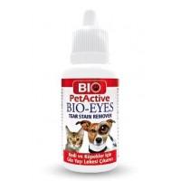 Pet Active Bio Eyes Göz Alti Leke Çikarici Solüsyon 50 ml