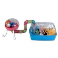 Dayang Oyunparklı Renkli Hamster Kafes Aksesuar