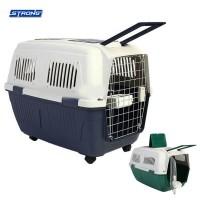 Strong Köpek Taşıma Çantası Tekerlekli 82x57x60