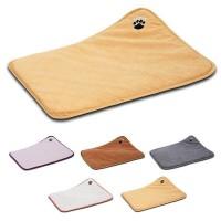Lepus Soft Plus Mikrofiber Süet Kumaş Minder Köpek Yatağı Small 55x68 cm