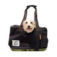İbiyaya Color Play Pet Carrier Kamuflaj Desen Köpek Taşıma Çantası
