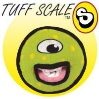 *Tuffy Alien Yumuşak Sesli Uzayli Top Köpek Oyuncaği 15 Cm