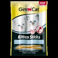 Gimcat Sticks Kitten Hindili Mayali Yavru Kedi Ödül Çubuklari 3X3 Gr
