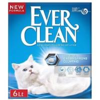 Ever Clean Extra Strong Unscented Kokusuz Topaklaşan Kedi Kumu 6 Lt