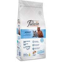 Felicia High Premium Somonlu Yetişkin Kedi Maması 2 Kg