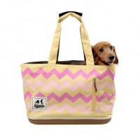İbiyaya Color Play Kedi Ve Köpek Taşıma Çantası 44 cm (Cream Yellow)