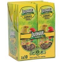 Jungle Kanaryalar Için Balli Yumurtali Kraker 3'Lü