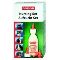Beaphar Nursing Set Fırçalı Biberon Seti 35 ml