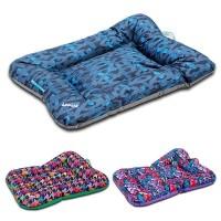 Lepus Basic Su Geçirmez Kumaş Minder Köpek Yatağı Medium 70x90x12h cm