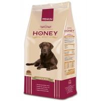 Honey Premium Kuzu Etli Pirinçli Yetişkin Köpek Maması 15 Kg