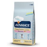 Advance Baby Protect Puppy Sensitive Salmon&Rice Somonlu Hassas Yavru Köpek Maması 12 Kg