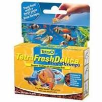 *Tetra Fresh Delica Brine Shrimp (Tuzlu Su Artemiasi) 48 Gr.