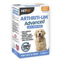 Mc Vetiq Arthriti-Um Hip&Joint Care Köpek Eklem ve Kemik Sağlığı Destekleyici 45 Tablet