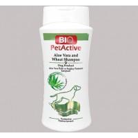 Pet Active Aloe Vera Özlü Buğday Proteinli Köpek Şampuani 400 ml