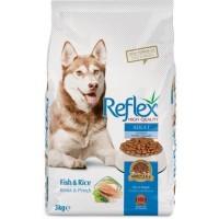 Reflex Balikli Yetişkin Köpek Mamasi 3 Kg