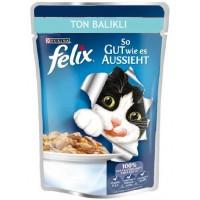Felix Ton Balıklı Yetişkin Kedi Konservesi 100 Gr