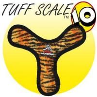 *Tuffy Mega Boomerang Yumuşak Sesli Köpek Çekiştirme Oyuncaği 33 Cm
