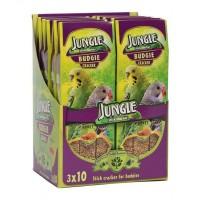 Jungle Muhabbet Kuşlari İçin Balli Kraker 3'Lü