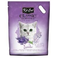 Kit Cat Lavender Lavanta Kokulu Silika Kedi Kumu 5 Lt