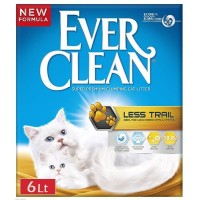 Ever Clean Less Trail Patilere Yapışmayan Topaklaşan Kedi Kumu 6 Lt