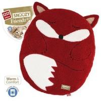 Friends Tilki Desenli Peluş Kedi Ve Köpek Yatağı 45x52 cm